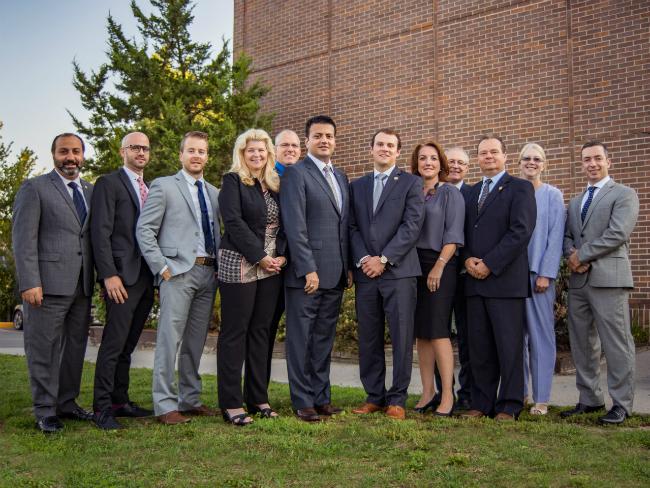 Advocis Ottawa Board 2015-2016