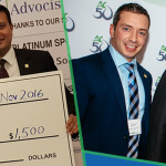 Advocis Gives Back